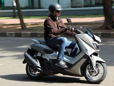 Yamaha NMAX Motor Terbaik Versi Wartawan Otomotif