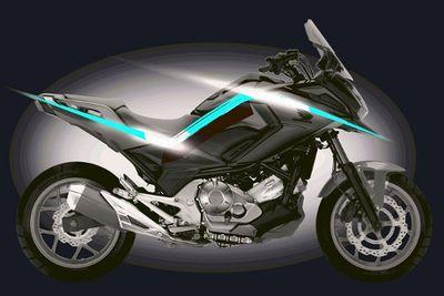 Versi Terbaru Honda NC750X Ini Bakal Meluncur Akhir Oktober 2015