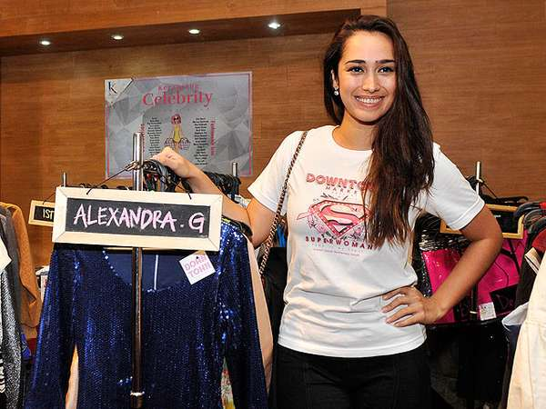 Alexandra Gottardo hingga Meisya Siregar Peduli Kanker Payudara