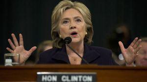 Hillary Clinton Ambil Alih Tanggung Jawab Kasus Benghazi