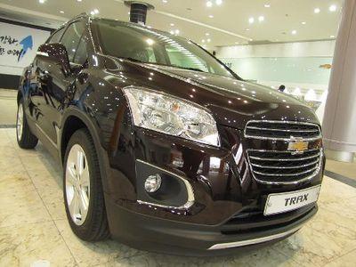 Pasar Mobil Indonesia Turun, GM Optimistis Bawa Trax