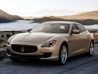 Rawan Kebakaran, 984 Unit Maserati Quattroporte GTS Ditarik di Amerika