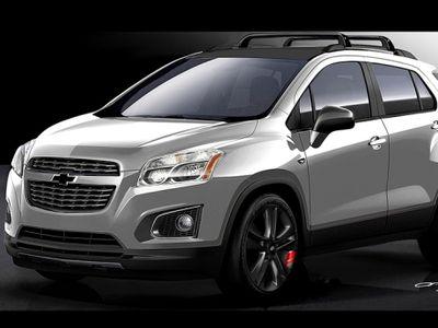 Chevrolet Trax Versi