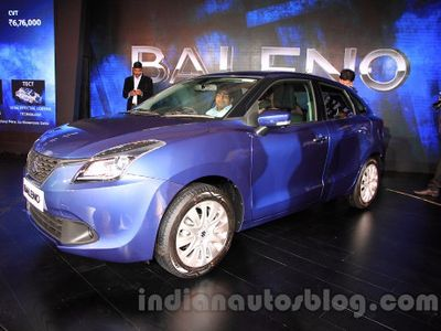 Suzuki Baleno Versi Hatchback Resmi Meluncur
