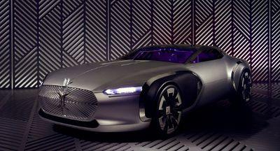 Renault Kenalkan Konsep Coupe Corbusier