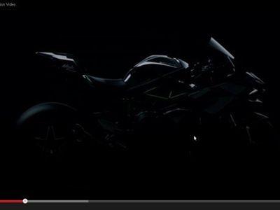 Kawasaki Ninja H2 2016 Punya Warna Baru