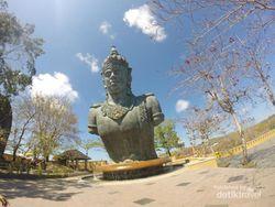 GWK Bali, Calon Patung Terbesar di Dunia