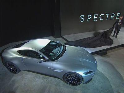 Mobil James Bond Ini Hanya Dijual 1 Unit Saja di Dunia