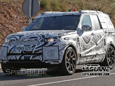 Ini SUV Land Rover Discovery Teranyar