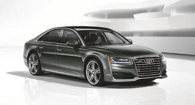Audi A8 Anyar Diluncurkan Tahun Depan