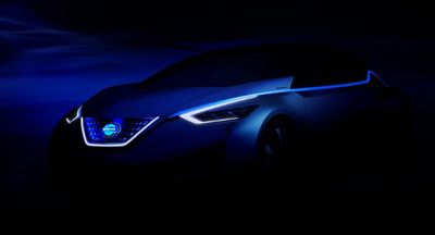 Nissan Bakal Pamerkan Konsep Mobil Listrik Otonom