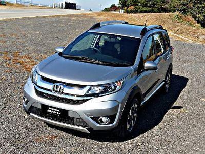 Ini Tampang Final Honda BR-V Tipe E CVT yang Akan Dipasarkan di Indonesia