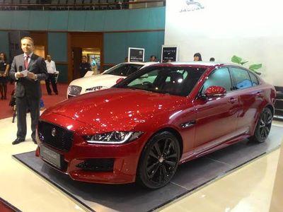 Jaguar XE Resmi Mengaspal di Indonesia