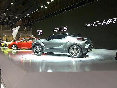 Kapan C-HR ke Indonesia, Toyota?