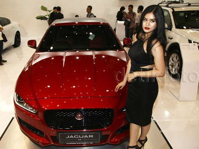 Bodi Jaguar XE Pakai Komponen Aluminium Lebih dari 75 Persen