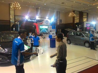Suzuki Tawarkan Penjualan Menarik di JAS, Free 6 Kali Angsuran