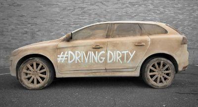 #DrivingDirty, Volvo Ajak Masyarakat untuk