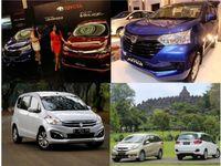 Avanza, Xenia, Ertiga dan Mobilio, MPV Mana yang Punya Fitur Lebih Lengkap?