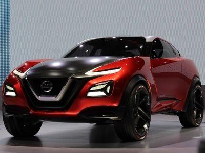 Gripz, Mobil Konsep Nissan yang Paling Mendekati Produksi Massal