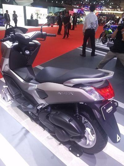 Yamaha NMax Baru Diperkenalkan di Jepang