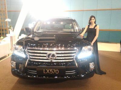 Sisa 10 Unit, Lexus Beri Diskon LX570 Hingga Rp 200 Juta
