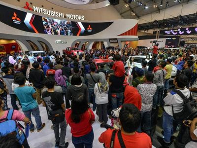 Mitsubishi Siap Rebut Posisi 3 Besar di Indonesia
