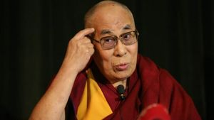 Dalai Lama dan 15 Pemimpin Buddha Desak Tindakan Tegas Terkait Pemanasan Global