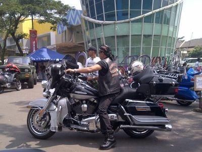 Ssts, Mabua Hati-hati Bawa Harley-Davidson Terbaru ke Indonesia