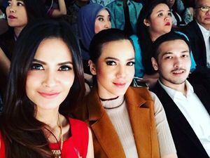 Cut Tari dan Richard Kevin Makin Go Public