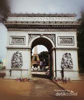 Keliling Dunia di Taman Miniatur Mini Siam, Thailand