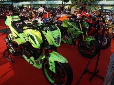 Final Kontes Modifikasi Terbesar Honda Digelar di Yogyakarta