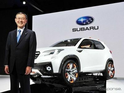 Mobil Otonom Subaru Beredar di Jalan Raya pada 2020