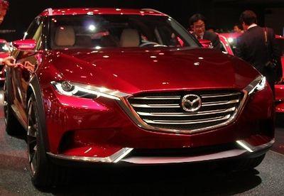 Mazda Koeru Tampil Perdana di Asia