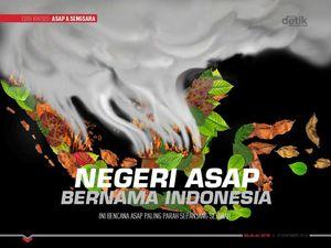 Negeri Asap Bernama Indonesia