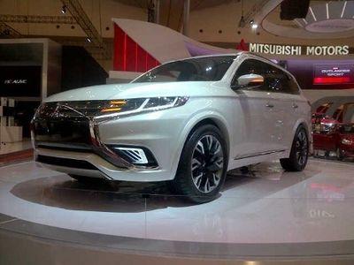 Belum Jual Mobil Hybrid, Mitsubishi Indonesia Tunggu Perintah Prinsipal