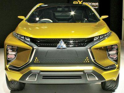 Mitsubishi Siap Sodorkan Crossover Anyar di Amerika
