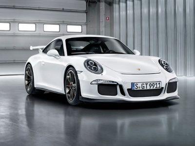 Porsche 911 GT3 Generasi Terbaru Punya Transmisi Manual