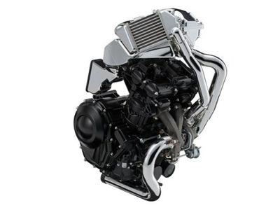 Suzuki Pamerkan Mesin Turbo untuk Motor