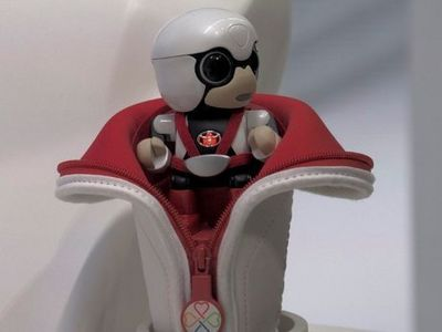 Ini Robot Kirobo, Robot Teman Perjalanan Anda