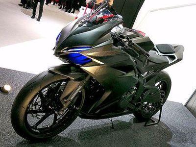 Inikah Tampang Honda CBR250RR Dua Silinder?