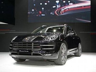 Porsche Tarik 58 Ribu Unit Macan S dan Macan Turbo