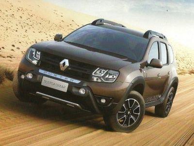 Renault Duster Dakar Edition Khusus Pasar Brasil