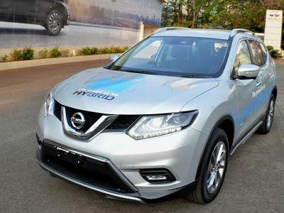 Berapa Target Penjualan X-Trail Hybrid, Nissan?