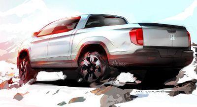 Honda Siapkan Pikap Penantang Toyota Hilux