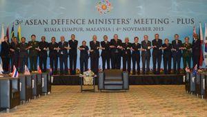 ASEAN Gagal Hasilkan Pernyataan Soal Laut China Selatan