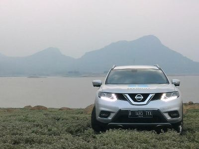 Nissan X-Trail Hybrid Diimpor dari Jepang, Nanti Mungkin dari Thailand