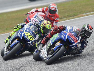 Mengintip Tunggangan Lorenzo dan Rossi