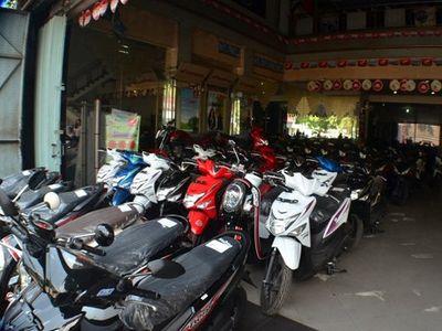 Penjualan Motor Diperkirakan Melorot Lagi di Oktober