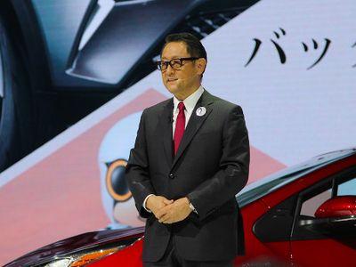 Bos Toyota Masuk Daftar Orang Paling Berpengaruh di Dunia
