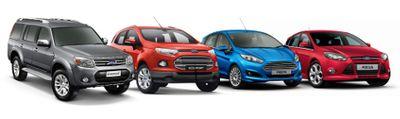Ford Lahirkan Mobil untuk Keluarga Indonesia